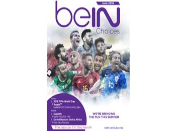 Download beIN TV Guide for June, and Enjoy the best TV Experience.